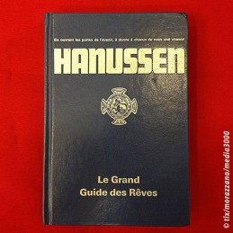 HANUSSEN, LE GRAND LIVRE...