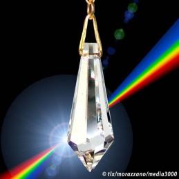 PENDULE DES ARKONAUTES, moyen long en cristal