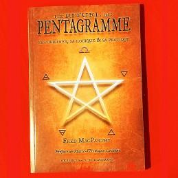 LE RITUEL DU PENTAGRAMME  Livre Neuf