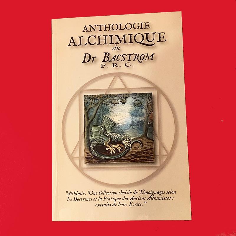 ANTHOLOGIE ALCHIMIQUE   Livre Neuf