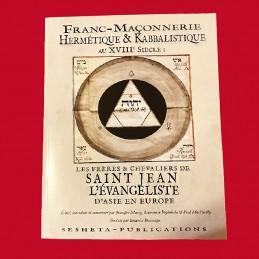 Franc-Maçonnerie Hermétique et Kabbalistque,   Livre Neuf
