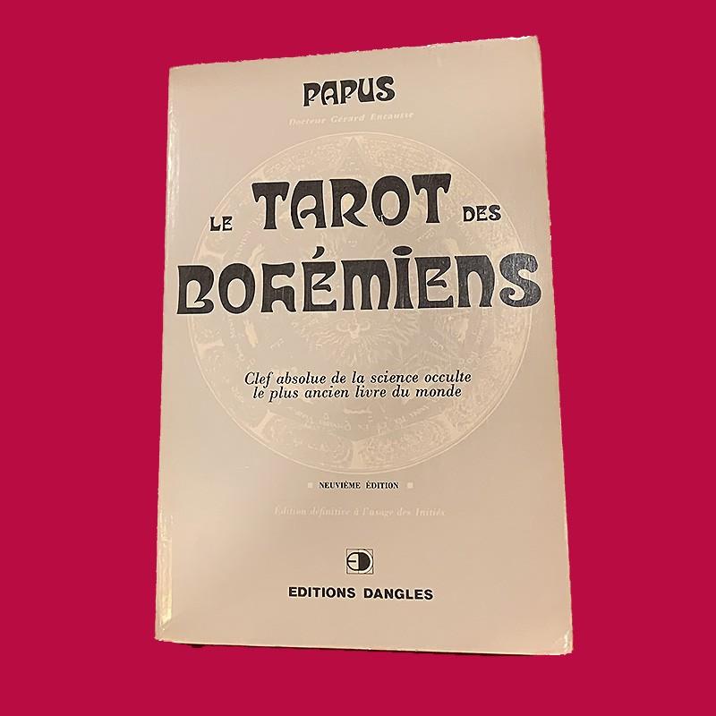 LE TAROT DES BOHEMIENS   PAPUS