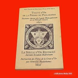 TRAITE D'OR DE LA PIERRE DU PHILOSOPHE, Livre neuf.