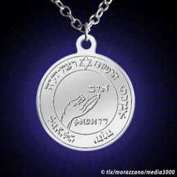 Médaille de la Lune 2, argentée