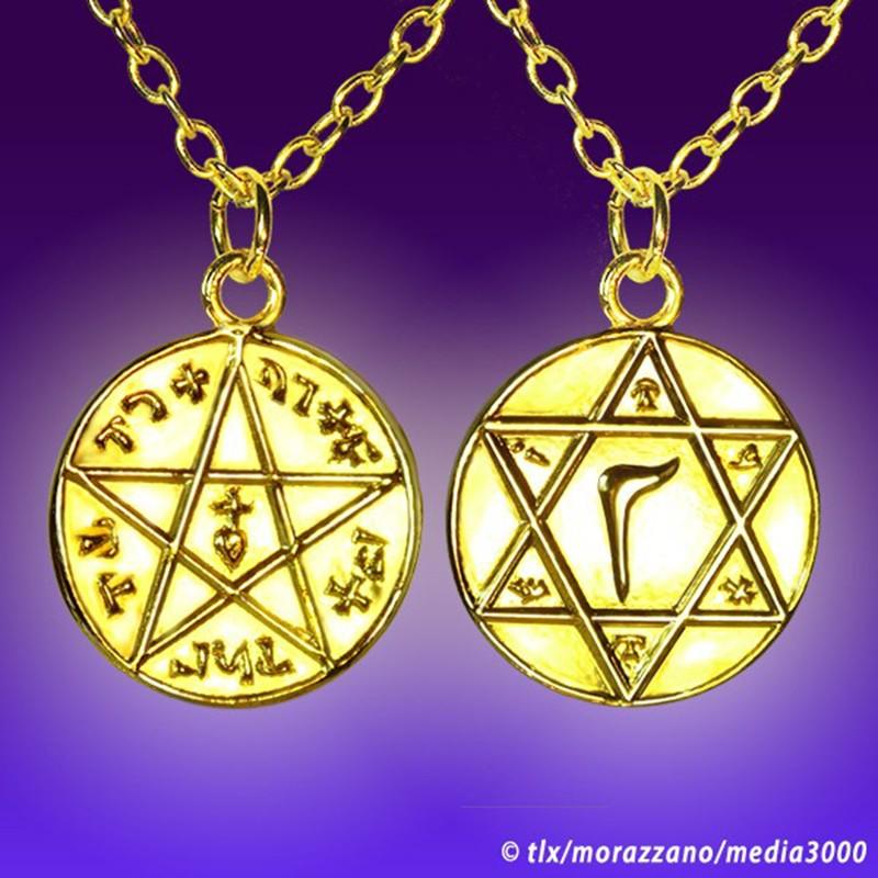 pentagramme de l'Abbé Julio