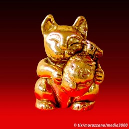Chat Maneki Neko de l'Amour